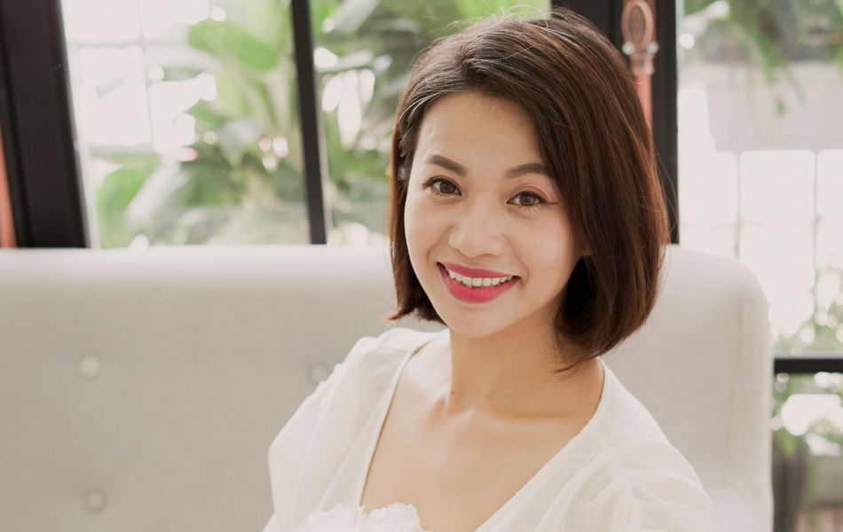Exclusively with Phan Bich Tam: On the portrait of a modern female business leader
