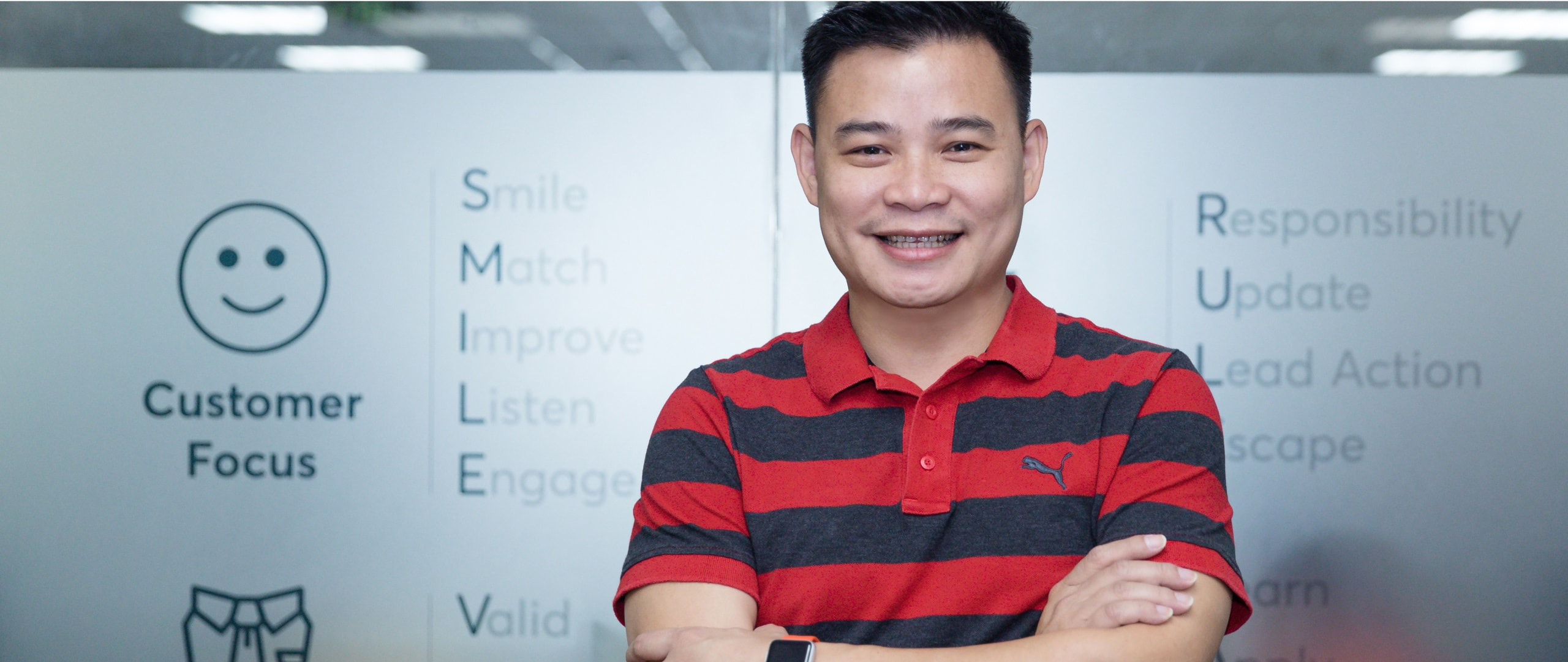 Design Bold's Founder, Hung Dinh advises enterprises to quickly take the chance of COVID-19 for digitalisation
